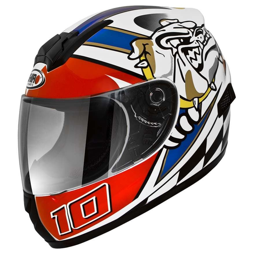 Casco integral Shiro SH-829 Luca Kid junior - Imagen 1
